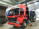 판매를 위한 고품질 HOWO A7 8X4 덤프 트럭