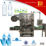 Automatische Kurbelgehäuse-Belüftungshrink-Hochgeschwindigkeitshülsen-Etikettiermaschine
