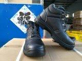 Ботинки безопасности работы зимы (верхушка: искусственная кожа, подошва: PU)