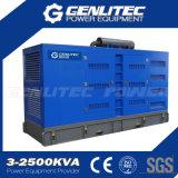 500kVA 400kw schalldichter elektrischer Dieselgenerator mit Cummins Engine