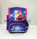 300d полиэстер замороженные ребенка рюкзак, школьные сумки