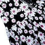 Alineada de una pieza ocasional de las mujeres de Srta. You Ailinna 82804 en la impresión floral