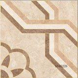 Azulejo de suelo de cerámica brillante esmaltado Polished lleno de mármol