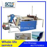 Mascota de papel PVC máquina de corte