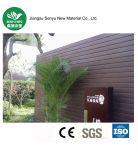 Revêtement extérieur favorable à l'environnement de mur de WPC