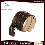 Cinghie di vita genuine del cuoio della pelle bovina della fabbrica della cinghia di cuoio degli uomini della Cina