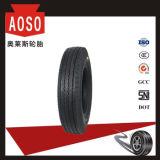 Schräger Reifen mit Gefäß 6.50-14