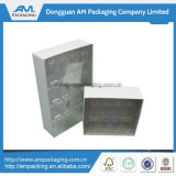Il cioccolato personalizzato del contenitore di carta inscatola la casella di lusso con la finestra libera