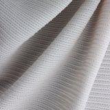 Tissu rose de Crepe de polyester