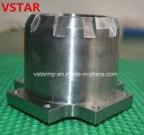 Оборудование CNC высокой точности подгонянное подвергая механической обработке путем филировать