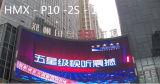 El panel de visualización a todo color al aire libre de LED P10 de HD