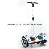 ハンドルが付いている小型自己バランスをとるスクーター