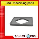 Кнопка алюминиевого Lathe CNC подвергая механической обработке