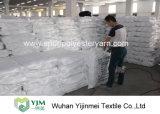Filato di poliestere filato Virgin grezzo di bianco dell'OEM 40s/2 100% con il filato di carta della fibra di Polyeste del cono