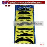 Itens de terceiros bigode Parte Barba brinquedos falsos bigode (H8040)