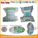 Distributor Super Macio respirável fraldas para bebé