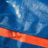 De Waterdichte PE van de Oppervlakte Dekking van uitstekende kwaliteit Tb013 van het Geteerde zeildoek