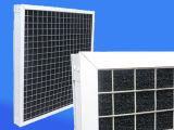 알루미늄 프레임에 의하여 활성화되는 탄소 1 차적인 필터