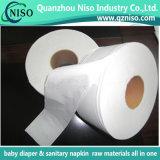 Qualitäts-Träger-Seidenpapier für Baby-Windel und gesundheitliche Serviette