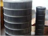 Banda transportadora del acoplamiento de alambre para el transportador de la transformación de los alimentos