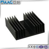 Vervaardigd Aluminium/Aluminium Heatsink en Raditors voor Industrieel
