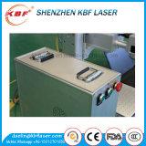 Macchina portatile blu della marcatura del laser della fibra 20W di Jpt per il colpetto d'acciaio