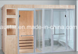 Villa Combinaison Steam Combined Sauna pour Multi-Person Personnalisé (AT-8653)