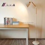 Iluminação vertical creativa nórdica da lâmpada de assoalho para a sala de visitas
