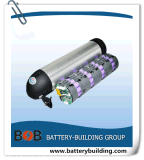 13s5p garrafa de água de bateria de lítio recarregável Bateria do vaso de bicicletas com 2 anos de garantia
