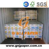 Pâte de bois de Vierge un papier-copie blanc de taille dans 80GSM