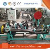 Гальванизированный автомат для изготовления колючей проволоки