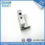 Peças de alumínio do CNC do OEM RoHS para o equipamento com anodização (LM-1989A)