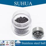 1.3mm 304 esferas de aço inoxidáveis de produto comestível