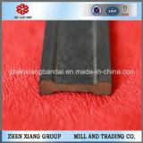 Materiais de Grade de Aço Deformados Flat Bar I Bar