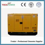 3 geradores de potência Diesel elétricos Soundproof da fase 15kVA
