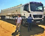 De Semi Aanhangwagen van de Tank van het Vervoer van het asfalt (38m3) (HTC9400GFL)