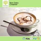 インスタントコーヒーかコーヒー予混合に使用する非酪農場のクリーム