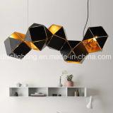 В современном минималистском стиле виллы подвесной светильник ДНК дизайн люстры