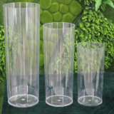El vidrio acrílico sustituido Jarrón de flores