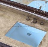 De Gootsteen Ceramische Retangular van Cupc zet onder Bassin Sn017 op