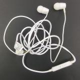 Bass écouteurs avec fil pour les téléphones Sony
