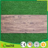 Par China Supplier Wood Pattern Plateau en PVC