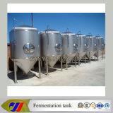 ステンレス鋼の円錐最下の醸造の発酵槽