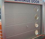 De Ce Goedgekeurde Poort van de Garage van het Pakhuis Sectionele Industriële met Kijkers