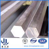 Barre hexagonale étirée à froid de Ss400 A36 S20c/barre Hex
