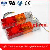 Luz Diesel 12V da cauda do diodo emissor de luz do Forklift de Heli da venda quente