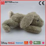 子供か赤ん坊または子供のぬいぐるみの柔らかいプラシ天のおもちゃのバニー