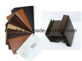 U-PVCのWindowsのプロフィールのための外部の使用の装飾PVCフィルム