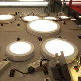 потолочное освещение панели 6W 12W 18W 24W круглое СИД (LED-PANEL-003)
