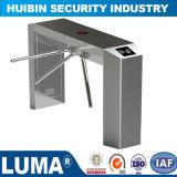 Imperméable en acier inoxydable Semi-automatique ou automatique de barrière de Tourniquet pour trépied